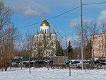 Храм в Солнцево