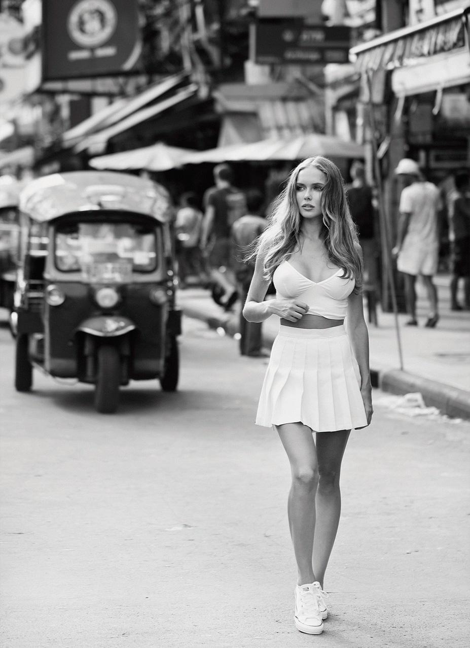 Angelina Boyko / Ангелина Бойко в проекте Playboy Abroad / photo by Ana Dias