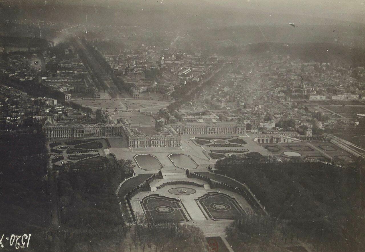 60. Версаль. Дворец