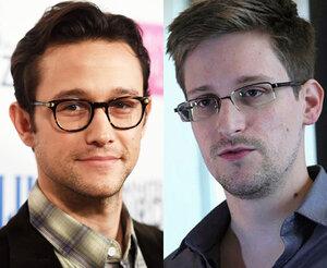 В Америке начали снимать фильм про Эдварда Сноудена