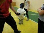 При Перловском духовно-просветительском центре начались регулярные развивающие занятия по фехтованию