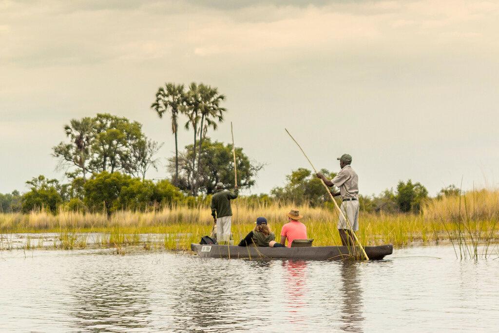 пришли путешествия ботсвана фото заход