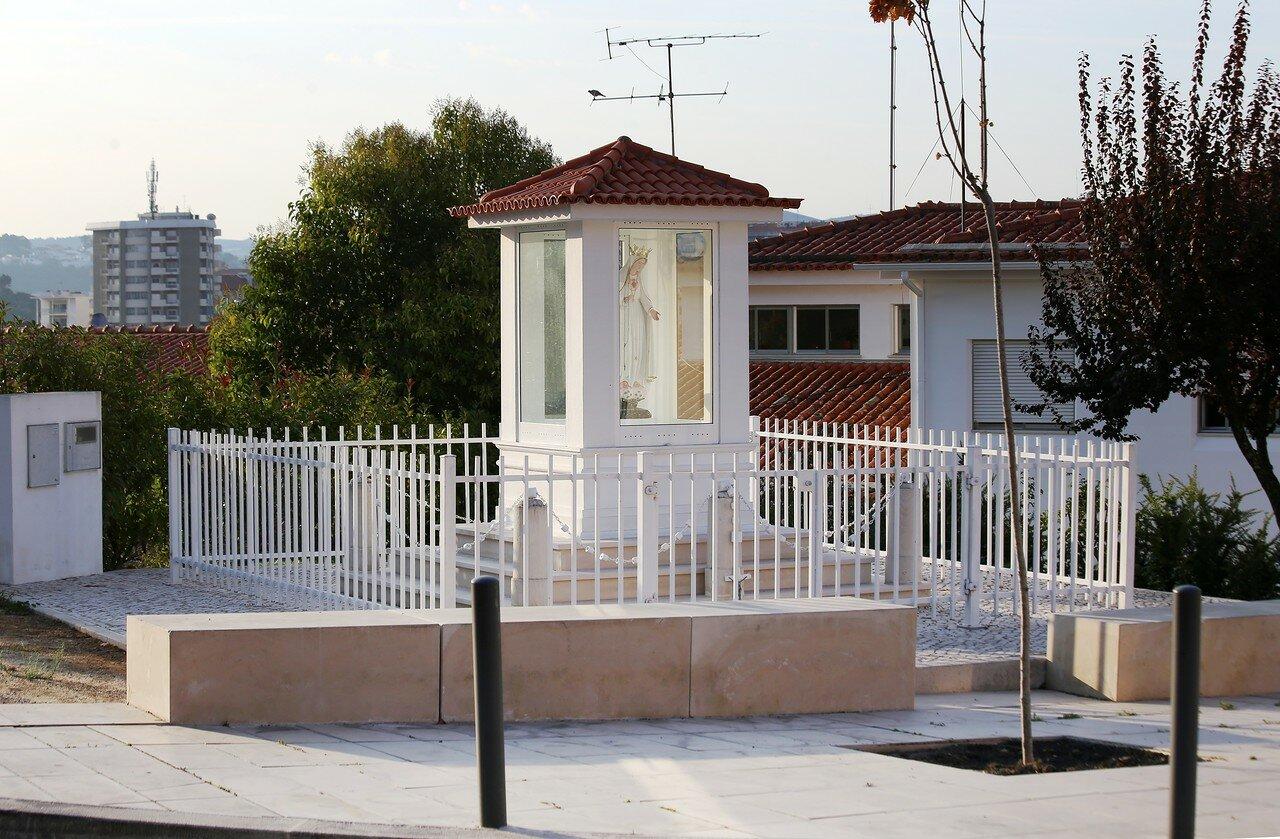 Лейрия. Площадь Святого Стефана (Largo de Santo Estêvão)