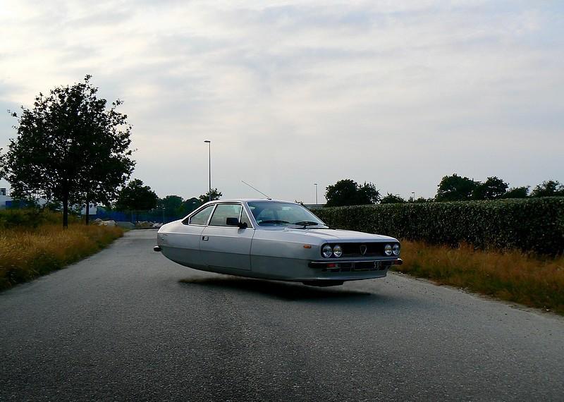 Летающие автомобили из настоящего