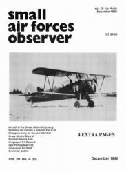 Журнал Small Air Forces Observer 080