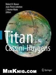 Книга Titan from Cassini-Huygens