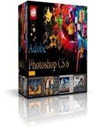 Книга Adobe Photoshop CS6 New features Exclusive Tutorials (2012) DVD
