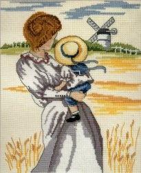 Журнал DMC All Our Yesterdays - The Windmill K3376