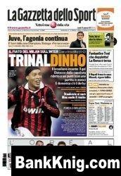 Журнал La Gazzetta dello Sport ( 18,19,20,21-01-2010 )