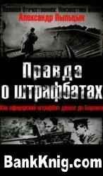 Книга Правда о штрафбатах