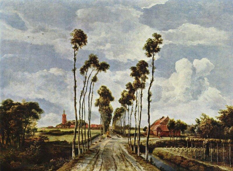 Из собрания шедевров мировой живописи... (167).jpg