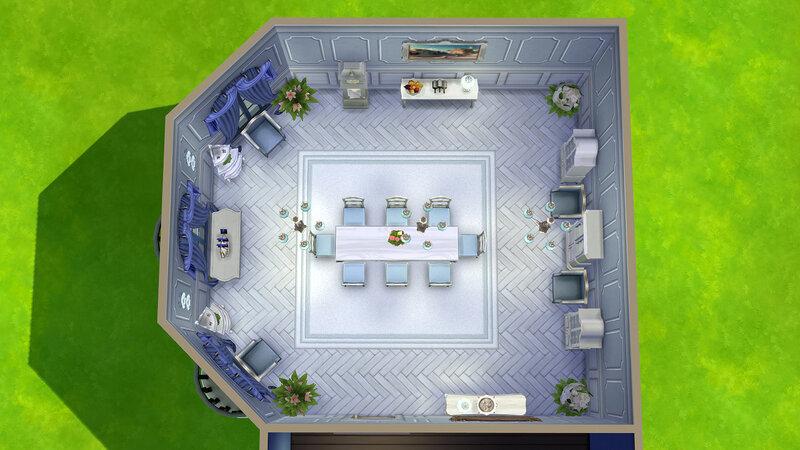 Diningroom So we'll eat! by ihelen