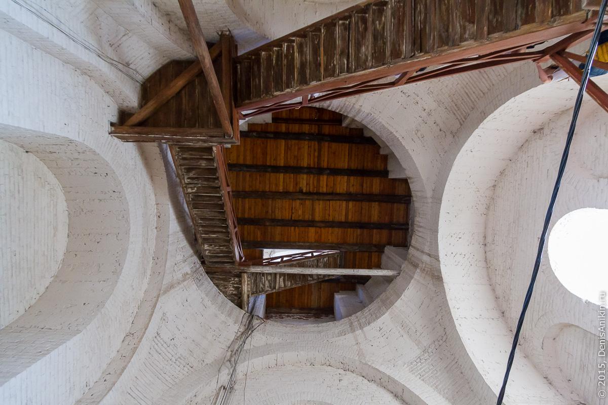 Соборная колокольня астраханского кремля 4