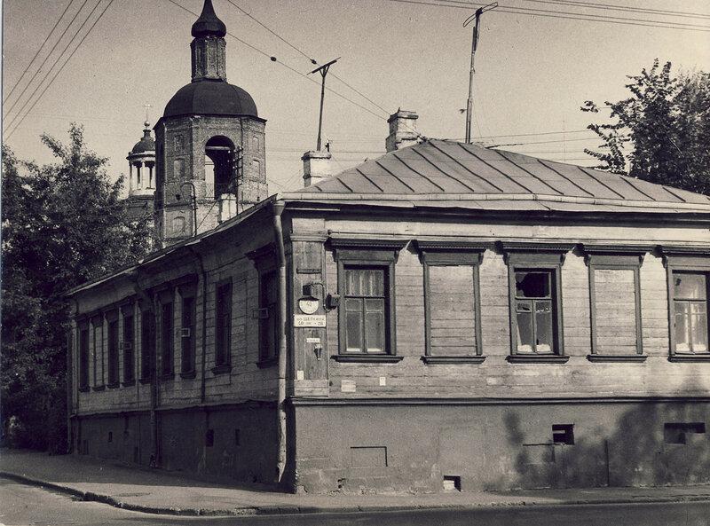 30146 Дом в котором жил С.А.Коровин 1970 Мясников Виктор Анатольевич.jpg
