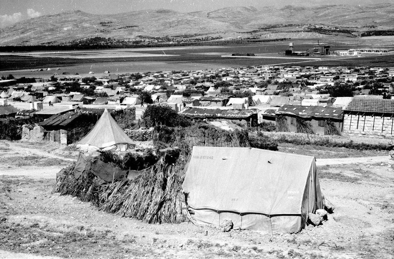 Лагерь за городской чертой
