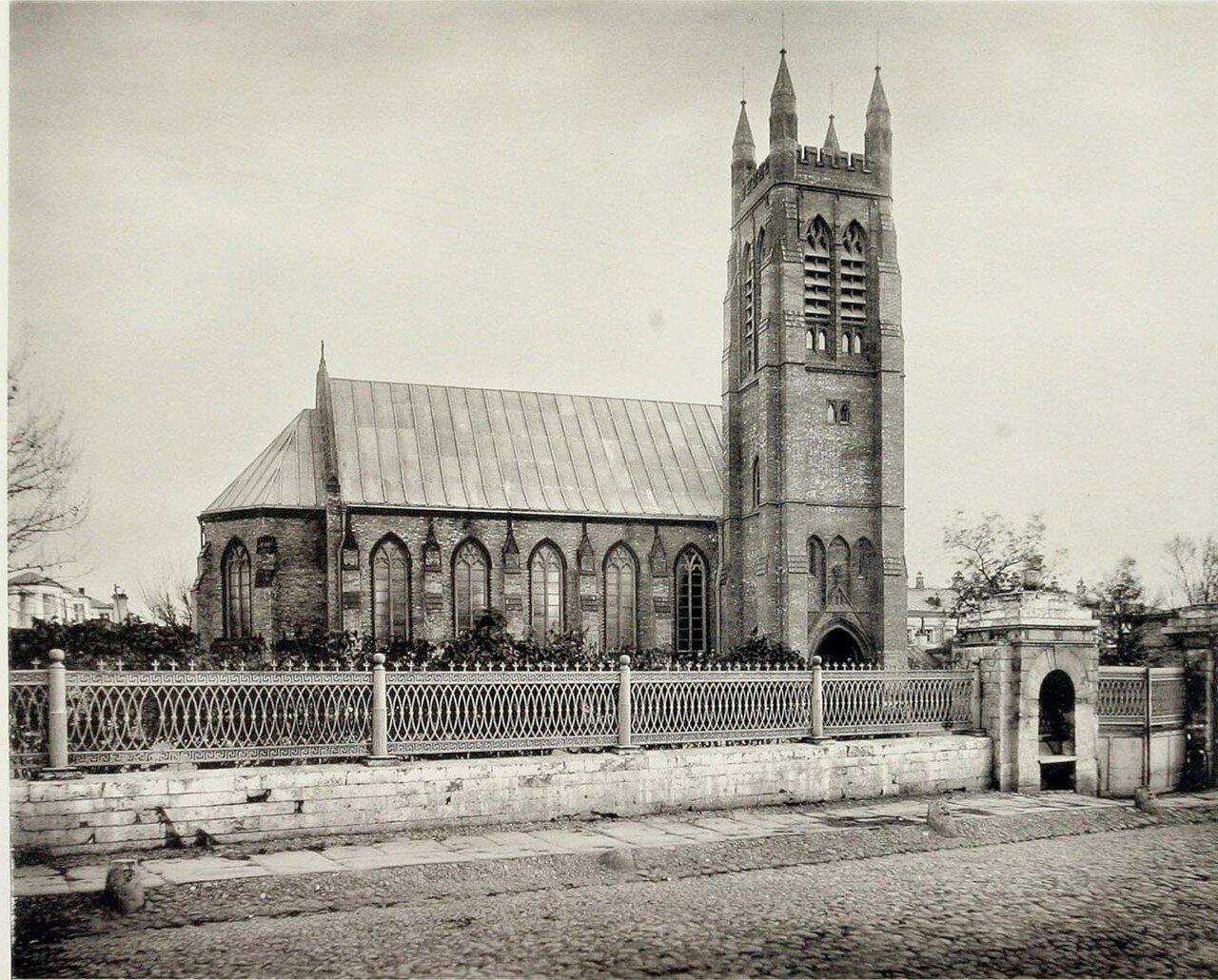294. Англиканская церковь в Брюсовском переулке