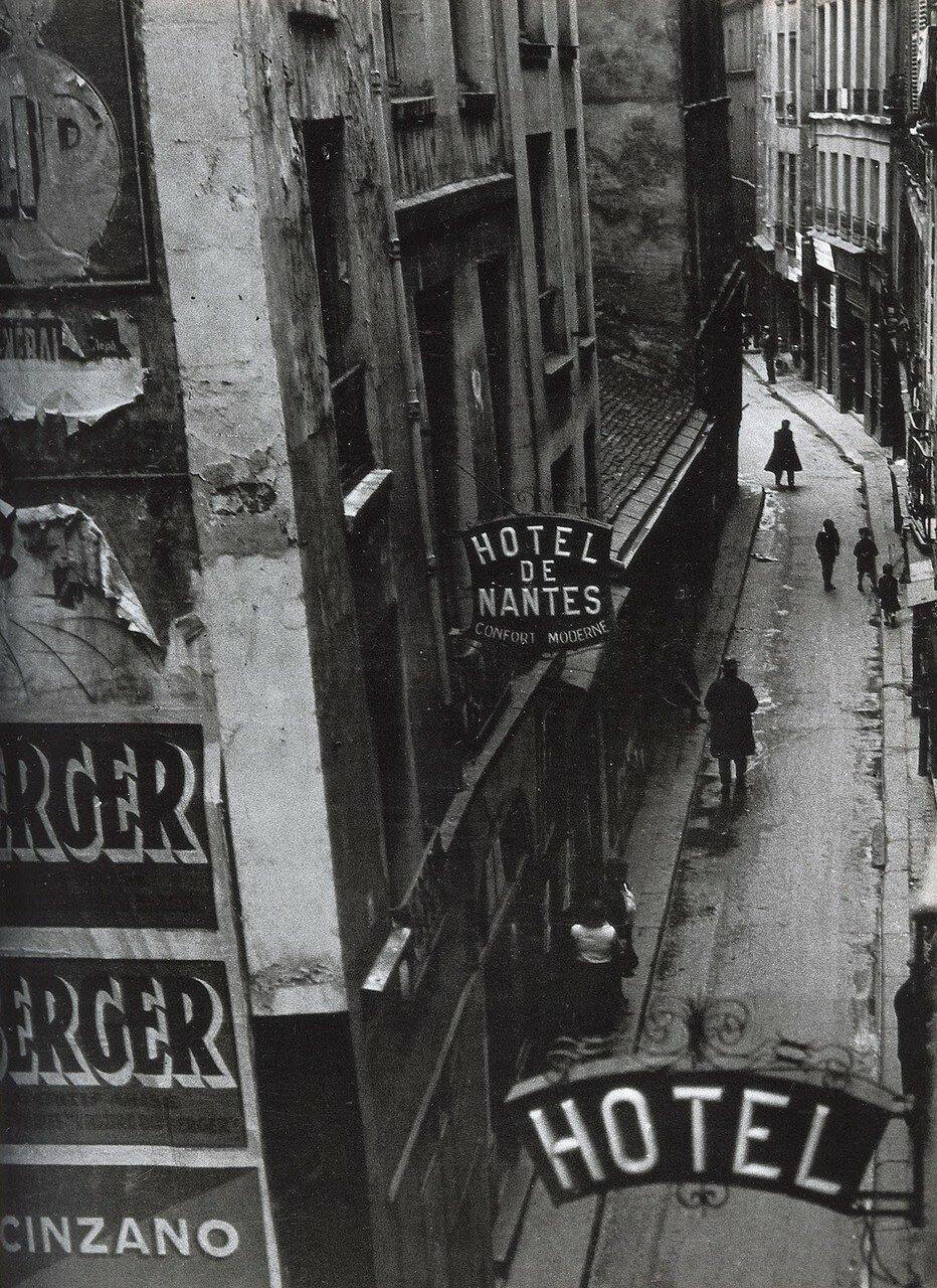 1932. Бордель на рю Киканпуа