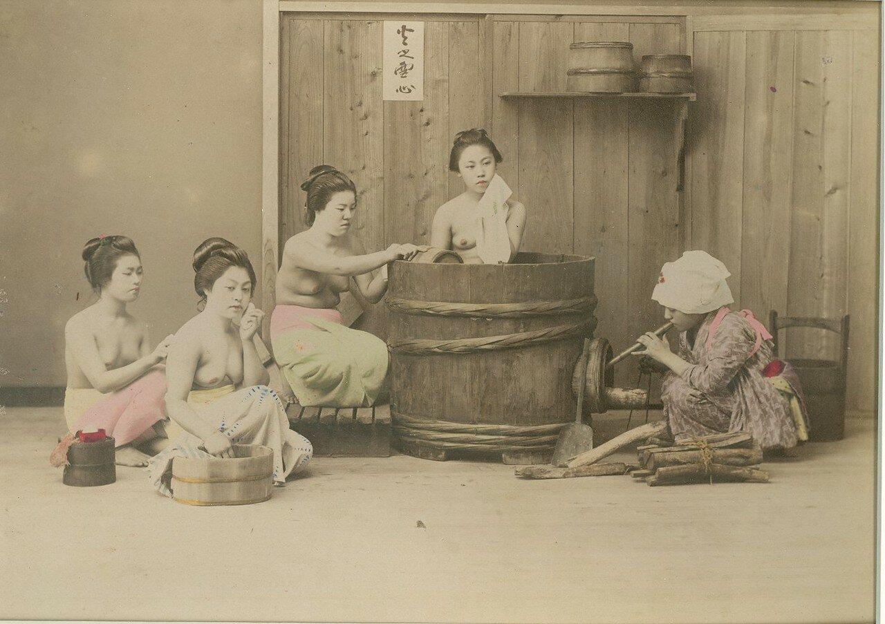 Ретро картинки в бане 11 фотография