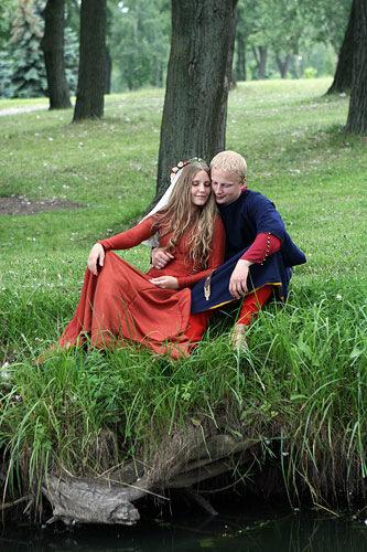 свадьба минск средневековье