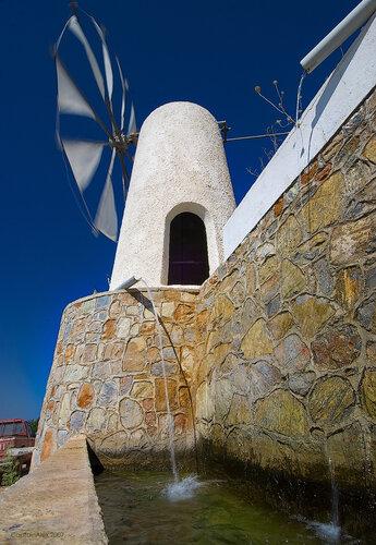 Еще раз про мельницы, Крит
