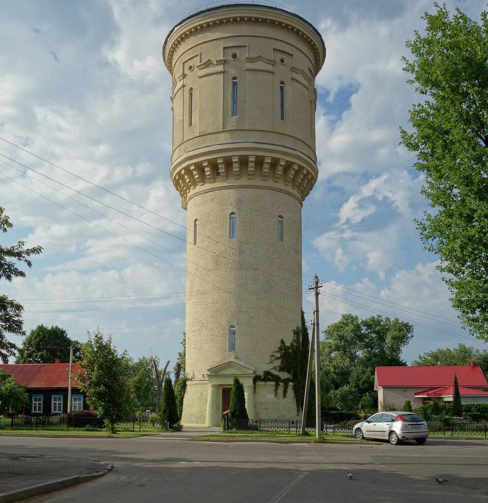 экологический музей в башне