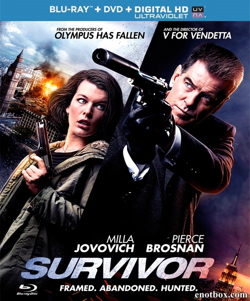 Уцелевшая / Survivor (2015/BDRip/HDRip)