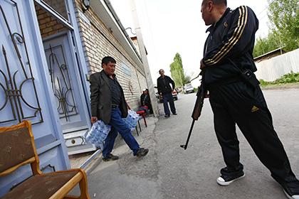 Встолкновениях награнице Киргизии иТаджикистана пострадали 5 человек