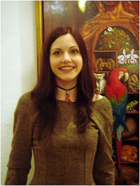 Madeline von Foerster/></a><br><br>  Madeline von Foerster - современная художница из Нью-Йорка.  Художница рисует по методике фламандских мастеров эпохи Возрождения, ее картины с налетом сюрреализма.<br><br>  <img src=