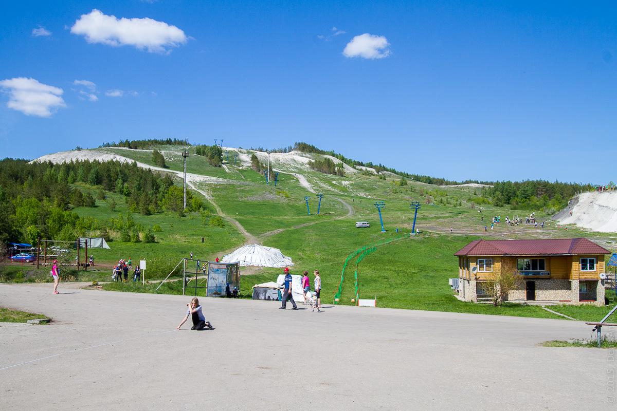 Хвалынск горнолыжный курорт 2