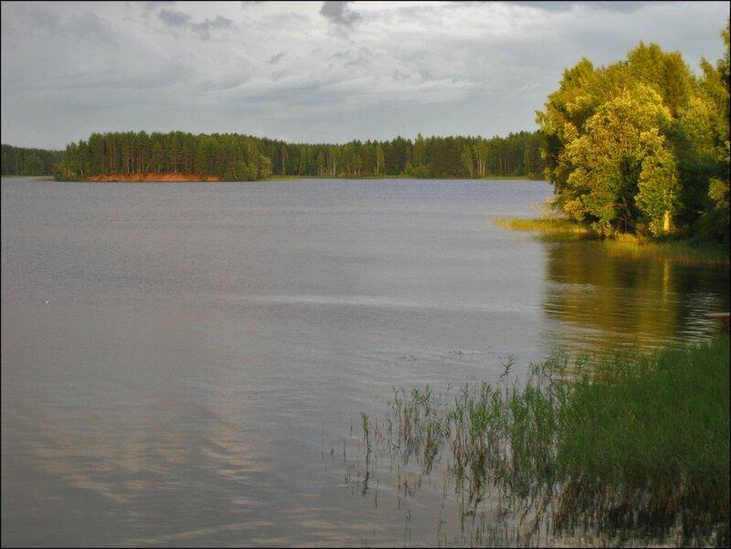 Озеро Велье