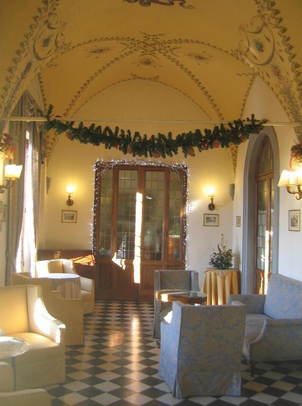 Гостиница в Сиене