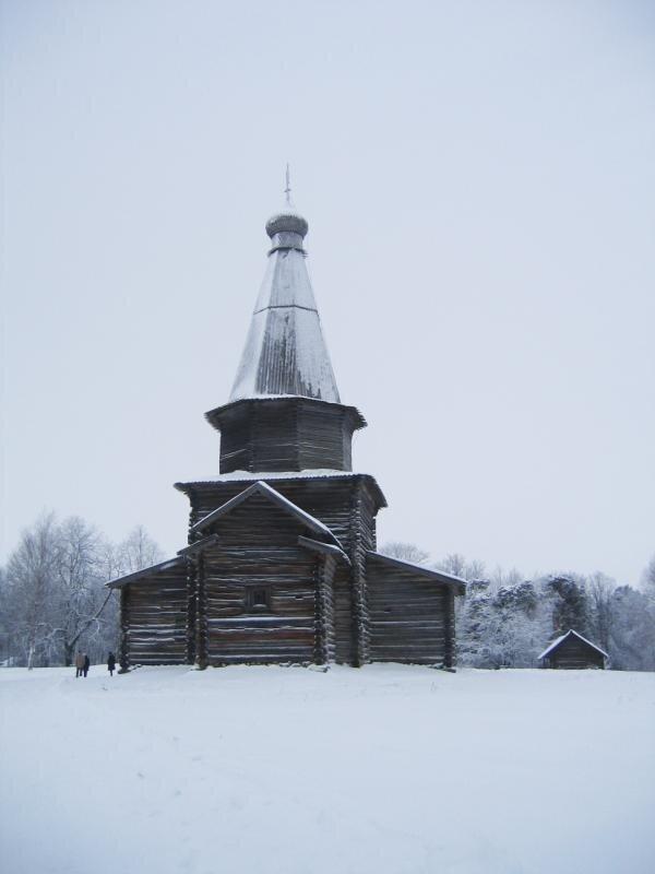 ц. Успения Богородицы из села Курицко. 1595
