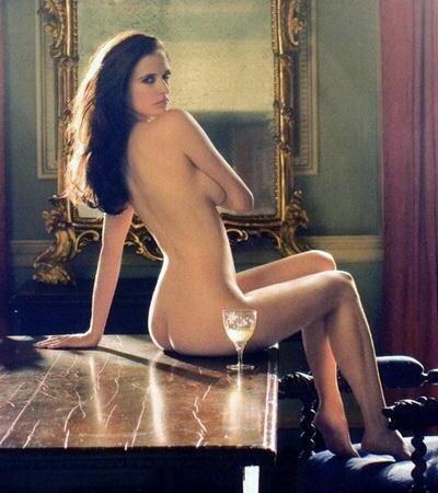 Ева Грин Eva Green обнаженная