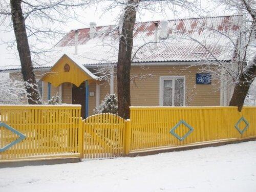 Здание редакции газеты Вести Максатихи