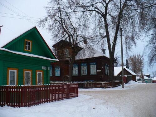 Кострома, Ипатьевская слобода. Янв 2010