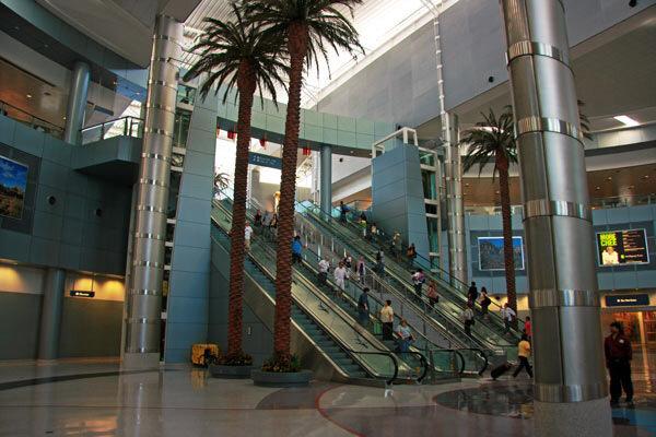 аэропорт вегаса