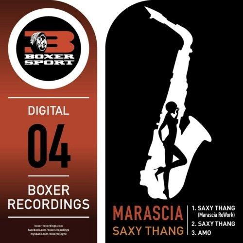 Marascia – Saxy Thang (2009)