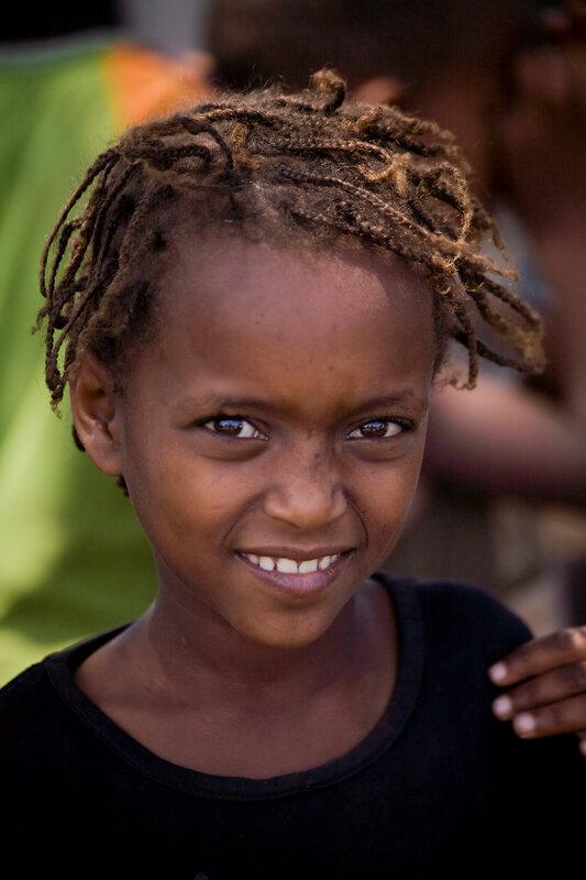Лица Эфиопии