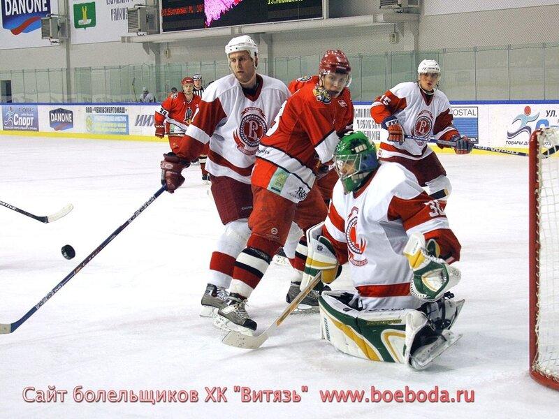ФОТО: Витязь (Чехов) - Спартак (Санкт-Петербург) 2:4
