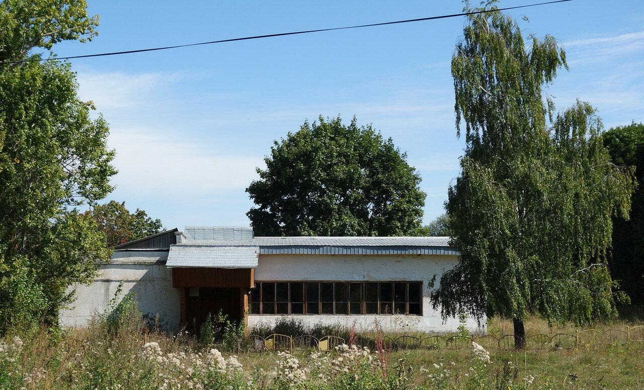 в деревне Бабошино
