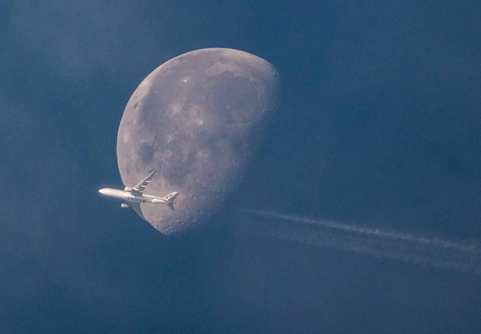 13. И вот мы подошли к главному событию — кровавой Луне над Манхеттеном. Это было действительно гран