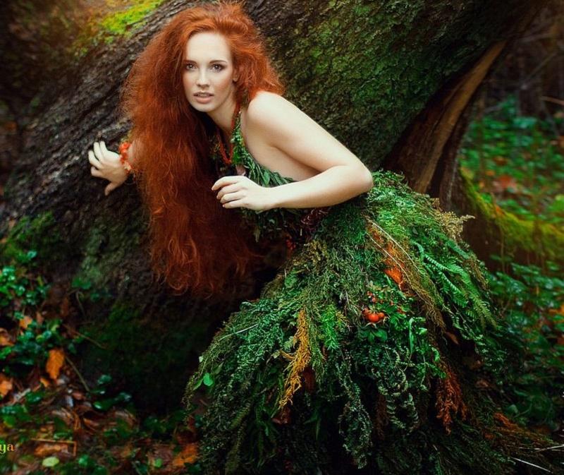 Властная ведьма  Ты обладаешь способностью влиять на людей с помощью эмоционального