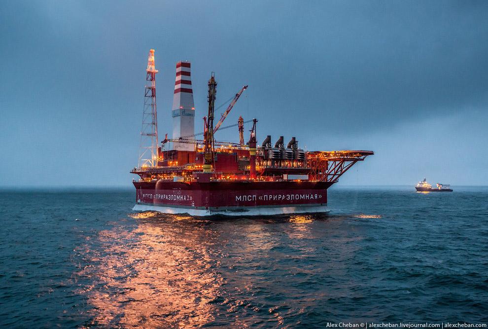 31. Новый сорт нефти, добываемый на Приразломном месторождении, носит название ARCO – из начальных б