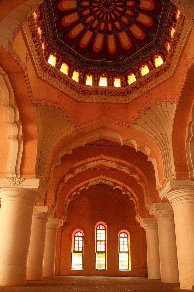Дворец Тирумала Наяк, Мадурай, Тамилнад