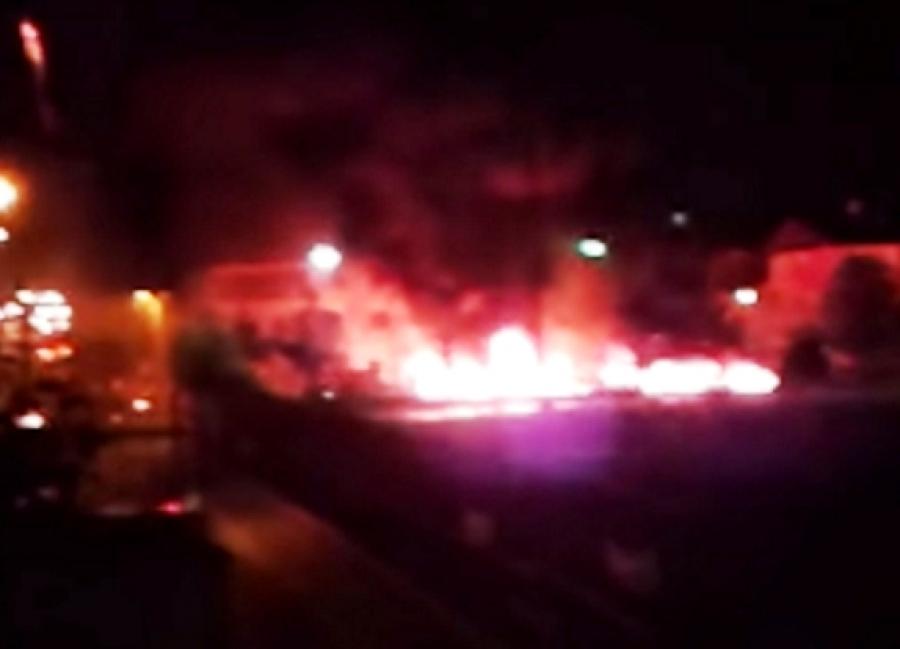 В Стамбуле подорвали полицейский участок ранены 10 человек