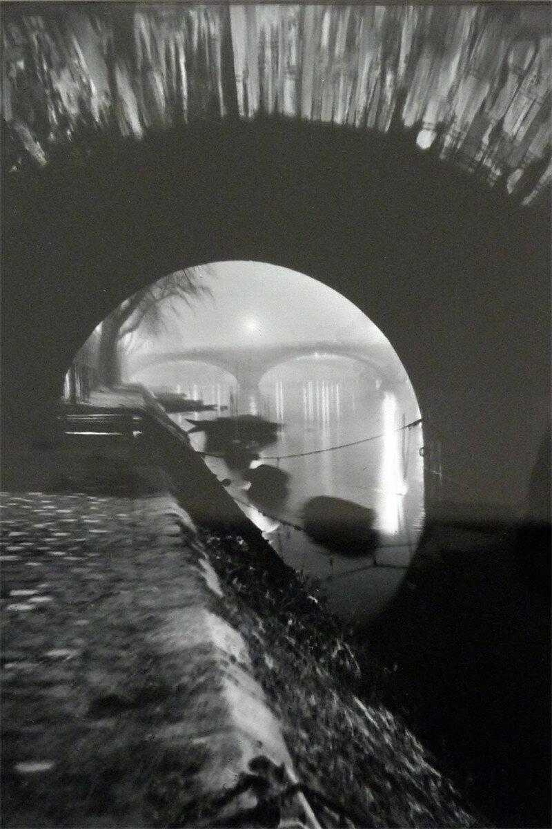 1930-е. Мост Менял