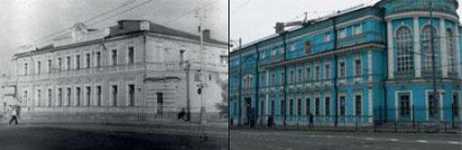 Волхонка, д.13 (Галерея Илья Глазунова)