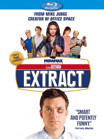 Экстракт / Extract (2009/HDRip/1400MB)