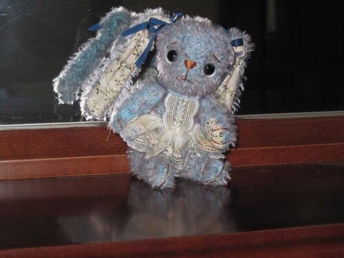 Заяц-ягодка Голубичка