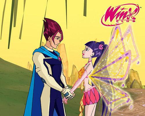 Winx арты влюбленных и мое признание!